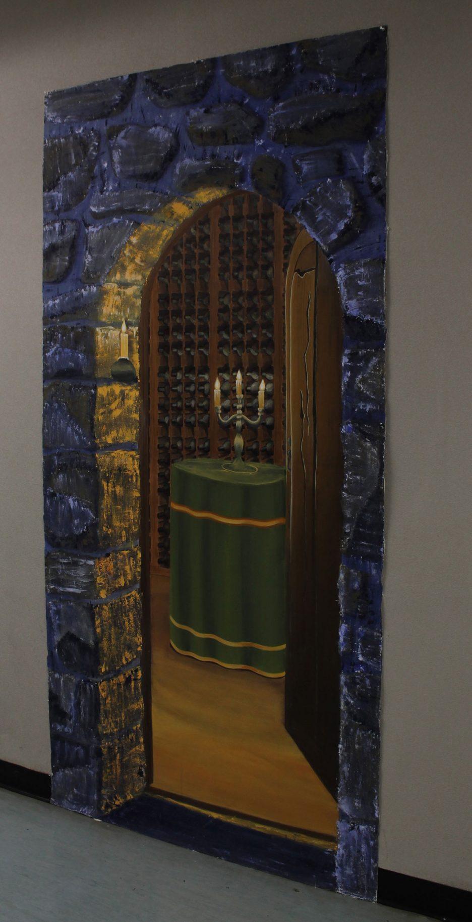 Mechanical Perspetive- Wine Cellar